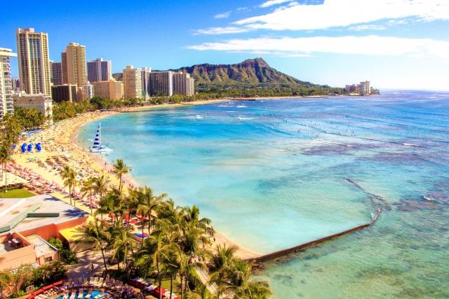 アメリカ・ハワイのイメージ(AC photoより)