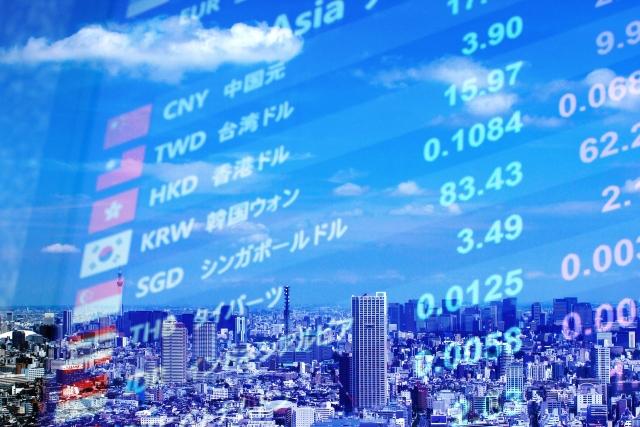 海外投資イメージ画像