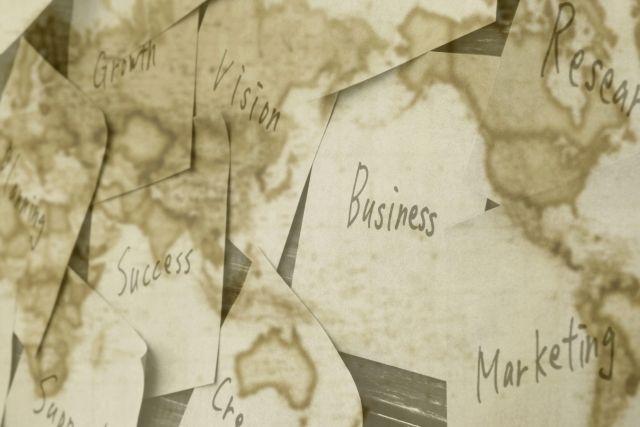 海外ビジネスのイメージ画像